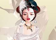 中国古装飞天仙女