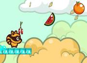 小烷熊狂奔吃水果