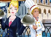 经营城堡餐厅