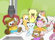 开心抓玩具熊