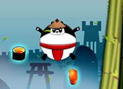 胖熊猫狂吃寿司2