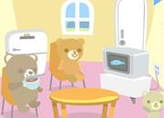 小白之三只小熊5