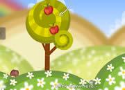 弹弓花园打苹果