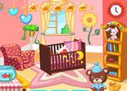 布置可爱婴儿室