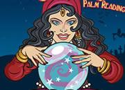 神秘女巫测手纹-神秘的女巫运用魔法的力量测试你的手纹,可..
