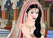 华丽印度圣女