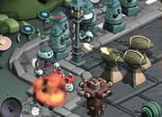 机器人守城