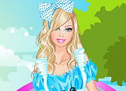 Barbie in Wonderland