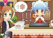 少女圣诞甜饼店2