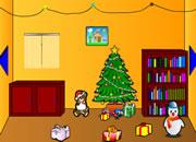 逃出圣诞礼物房间2