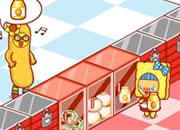 饼干美眉快餐厅