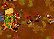 Battle Of Mushrooms