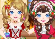 圣诞甜美风洛丽塔