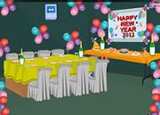 2012新年的逃脱