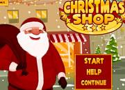 圣诞老人的旧货商店