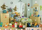 小孩子的房间寻物
