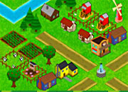 快乐的村庄