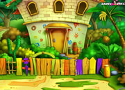 梦幻童话屋找数字-在可爱梦幻的童话农场小房子找到隐藏的数字..