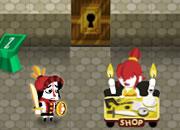 异境奇缘-好玩的角色扮演冒险小游戏,主角接受了神秘..