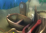 海底世界的故事