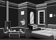 Black White Room Escape