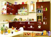 美食厨房寻物
