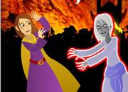 女巫魔法守城