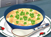 教你做鲜美土豆汤