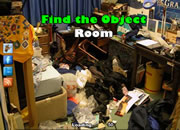 Find the object room