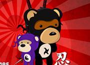 Ninja Bear