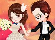 情人节浪漫婚礼