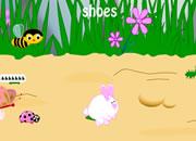 兔子和动物赛跑