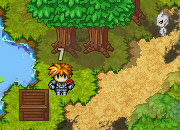 神秘魔域-制作精美的冒险打怪小游戏,英勇的上勇士在..