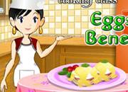 Sara's Cooking Class: Eggs Benedict