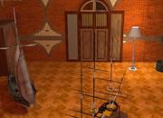 逃出神秘船模型房间