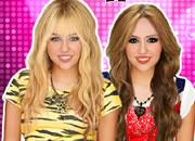 Hannah or Miley