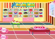 布置设计糖果店
