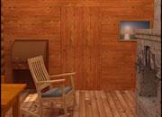 逃出雪山小木屋