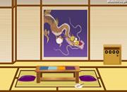 逃出日本典雅房间3