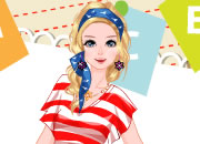 Facebook Girl Dress Up
