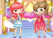 Angels Party Dress Up