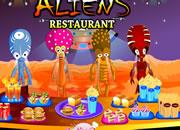 经营外星人饭店