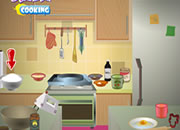 Gingerbread Cooking