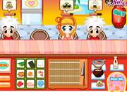 杰西卡的寿司店