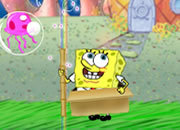 Spongebob bubble pob