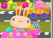 复活节兔兔找不同