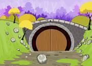 Under Bridge Cave Escape