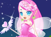 Beautiful Fairy Dress Up