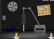 Mechanic Factory Escape 3