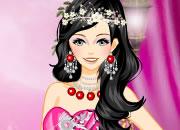 高贵公主的礼服
